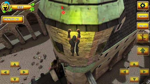 Ninja Samurai Assassin Hero II 1.3.1 Screenshots 6