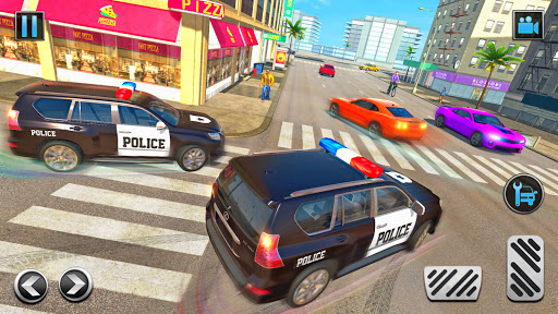 US Police Prado Cop Duty City War:Police Car Games hack tool