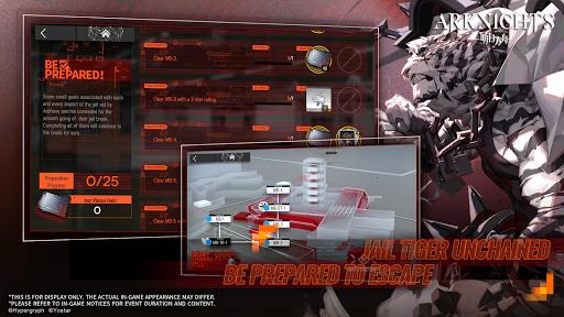 Arknights 3.0.01 screenshots 2