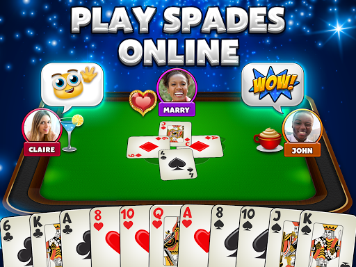 Spades Plus - Card Game 5.8.1 screenshots 6