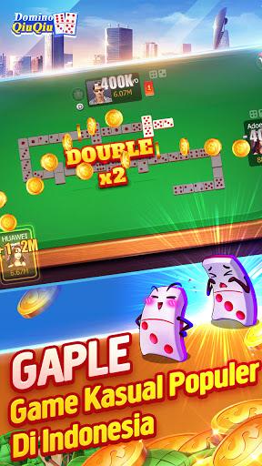Domino QiuQiu 2020 - Domino 99 u00b7 Gaple online 1.17.5 screenshots 14