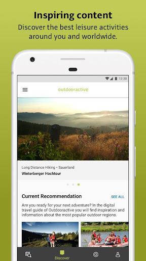 Outdooractive: Hiking & Biking Trails, GPS & Maps 3.3.28 Screenshots 7