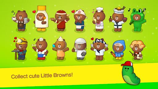 LINE BROWN FARM  screenshots 4