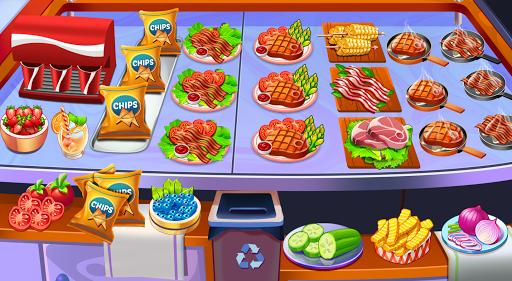 Télécharger Jeux de cuisine pour filles Restaurant Craze Fever APK MOD 2