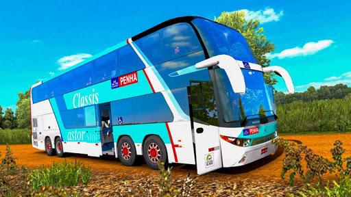 Euro Bus Driving Real Similator 2021  screenshots 2