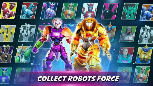 Robot X Street Battle: Beat Em Up Warrior Assassin apkmr screenshots 1