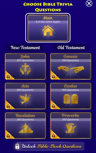 Play The Jesus Bible Trivia Challenge Quiz Game screenshots 13