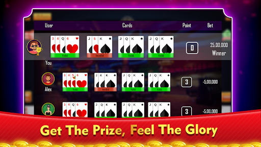 Rummy offline King of card game 1.1 Screenshots 4