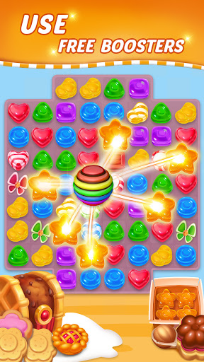 Crush Bonbons - Match 3 Games 1.03.007 screenshots 8