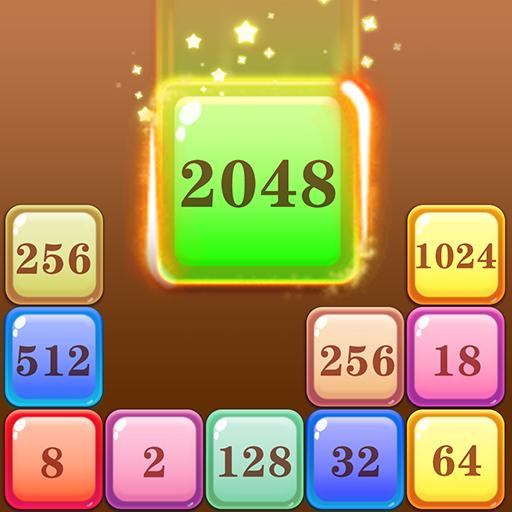 Number Merge : 2048