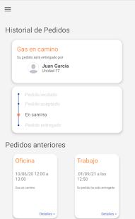 Gas del Atlu00e1ntico Pedidos 19.6 Screenshots 4