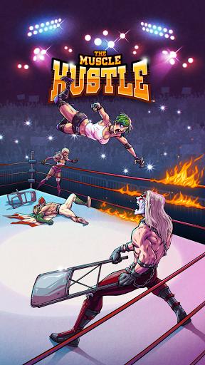 The Muscle Hustle: Slingshot Wrestling Game  screenshots 1