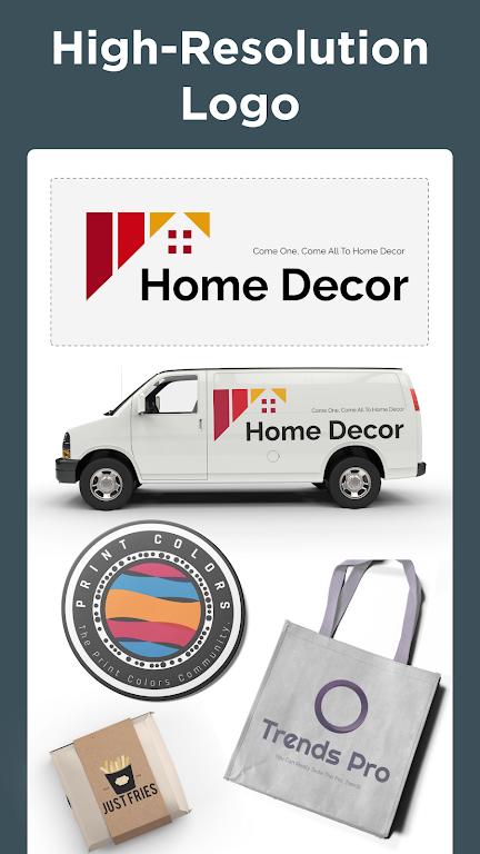 Logo Maker - Graphic Design & Logo Templates poster 7