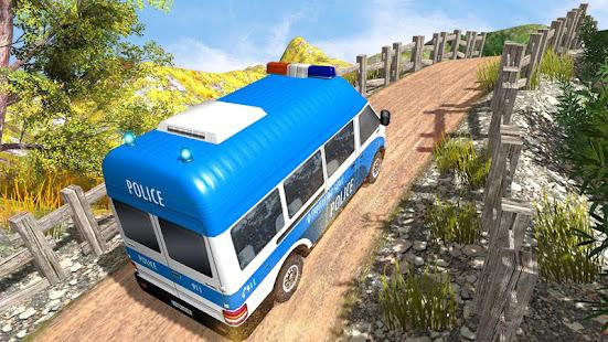 US Police Car Chase Driver:Free Simulation games screenshots 3