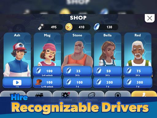 Transport City: Truck Tycoon apkdebit screenshots 10