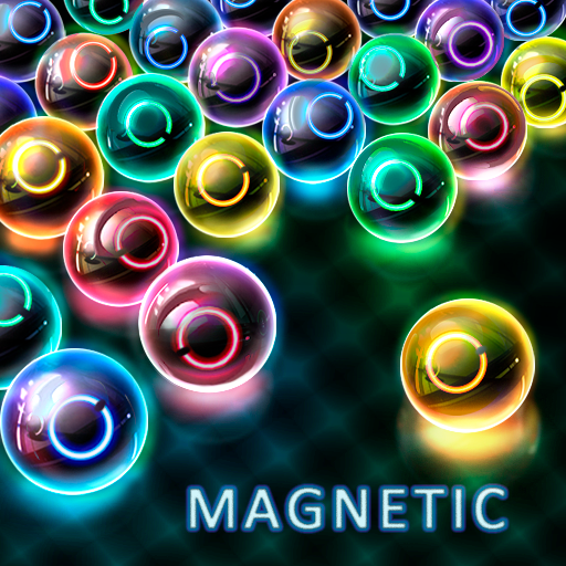 Magnetic Balls: Neon for PC