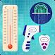 体温-発熱体温計チェッカー日記