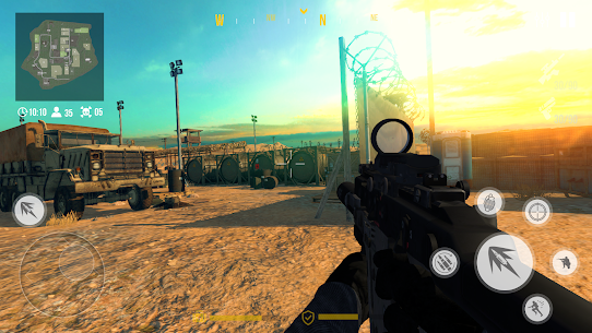 Commando Rescue War Mission Online Hack Android & iOS 4
