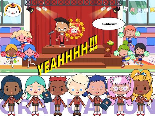 Miga Town: My School 1.2 Screenshots 10