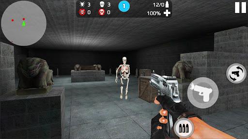 Skeleton Shooting War: Survival 3.9 screenshots 3