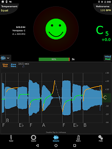 TonalEnergy Tuner and Metronome APK [PAID] Download 6