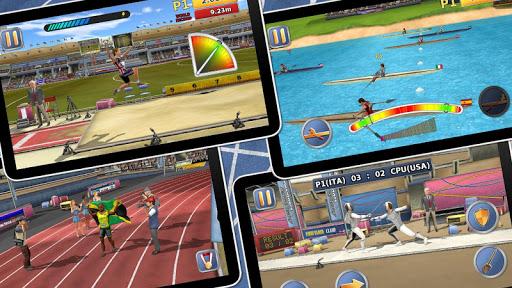 Athletics2: Summer Sports Free 1.9.3 screenshots 3