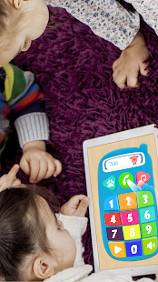 Baby Phone for Kids. Learning Numbers for Toddlers