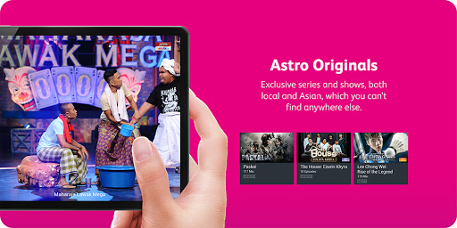 Astro GO - TV Series, Movies, Dramas & Live Sports 2.203.5/AC20.3.5/e8c5770bc3 Screenshots 10