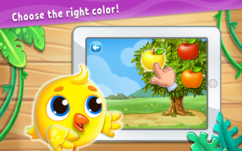 Colors for Kids, Toddlers, Babies - Learning Game