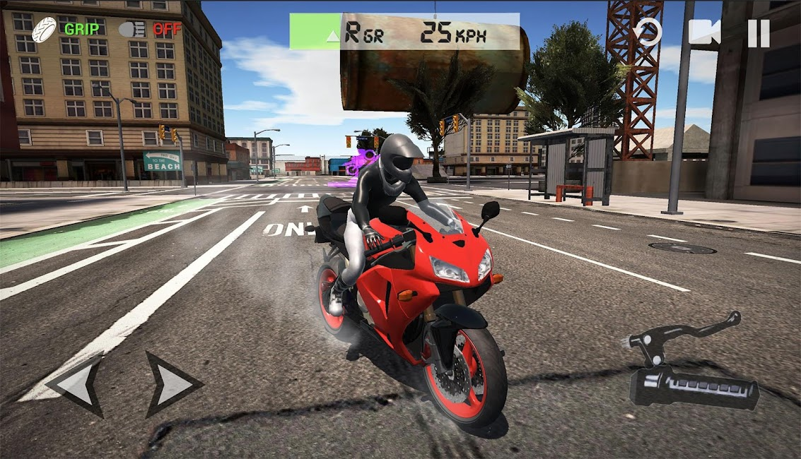 Ultimate Motorcycle Simulator MOD APK 2.6 1