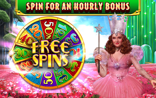 Wizard of OZ Free Slots Casino Games 165.0.2099 screenshots 1