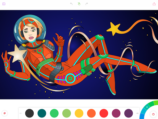 Drawing Desk Draw Paint Color Doodle & Sketch Pad 5.8.2 Screenshots 12