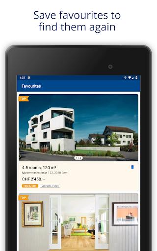 ImmoScout24 Switzerland u2013 Rent a flat, buy a house 4.10.5 Screenshots 10