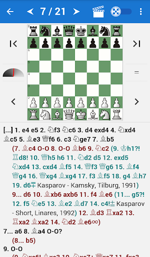 Jose Raul Capablanca - Chess Champion apkmartins screenshots 1