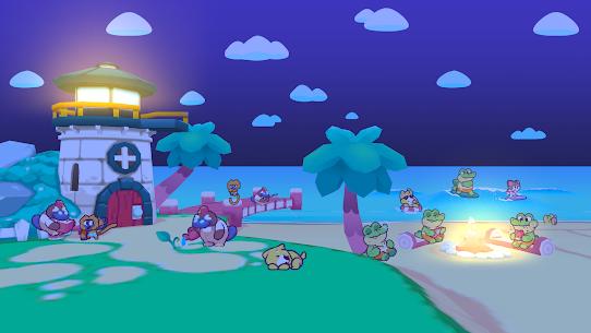 Kiki's Vacation Mod Apk 1.10.0 (Unlimited Shells) 4
