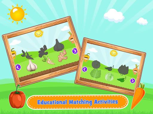 Vegetables Alphabet For Kids - Name & Match Games hack tool