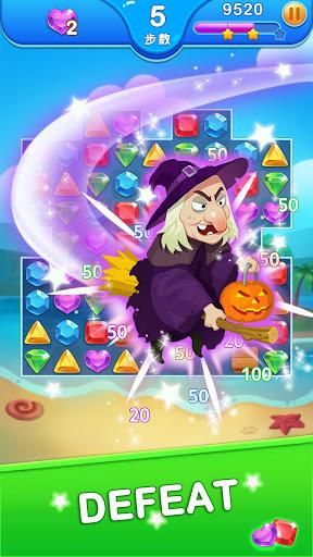 Jewel Blast Dragon - Match 3 Puzzle 1.19.10 screenshots 4