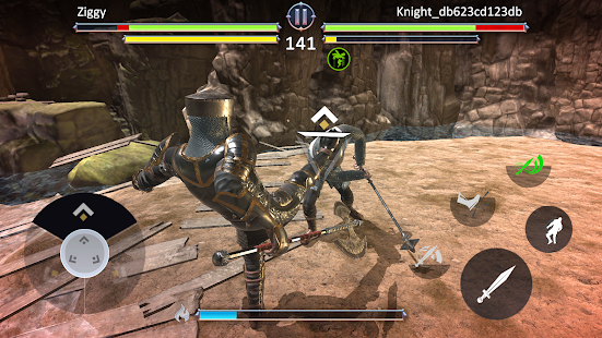 Mod Game Knights Fight 2: Honor & Glory for Android