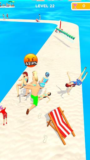 Beach Party Run Apkfinish screenshots 18