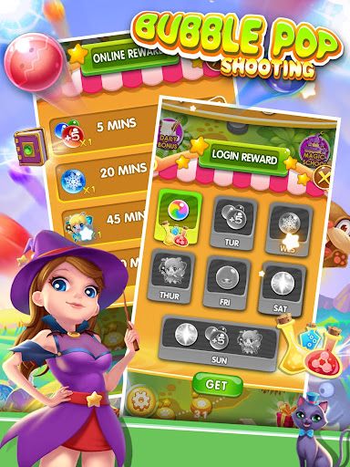 Bubble Pop - Classic Bubble Shooter Match 3 Game  screenshots 7