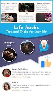 Life hacks – Tips and Tricks for your life Mod Apk v1.3 (Pro) 1