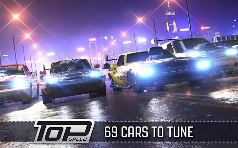 Top Speed: Drag & Fast Racing MOD APK 1.38.2 (Unlimited Money) 13