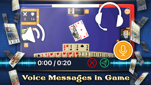 VIP Tarot - Free French Tarot Online Card Game 3.7.5.30 screenshots 8