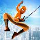 Rope Man Hero: Rescue City - A Superhero Game