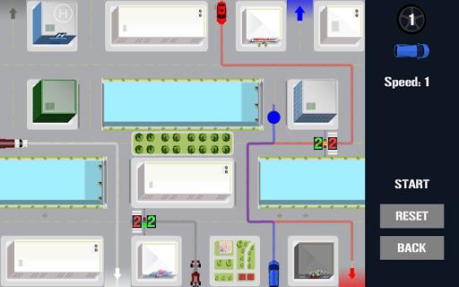 Traffic Control Puzzle - City Driving 4.4 screenshots 8