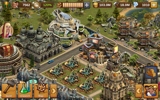 Forge of Empires: Build your City goodtube screenshots 16