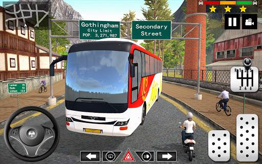 Mountain Bus Simulator 3D apktram screenshots 8