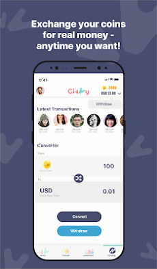 Earn money for Free with Givvy!のおすすめ画像2