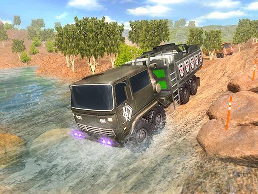 Offroad Mud Truck Simulator 2020: Dirt Truck Drive 1.8 Screenshots 10