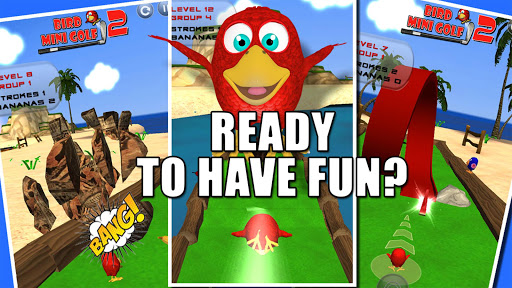 Bird Mini Golf 2 u2013 Beach Fun screenshots 14